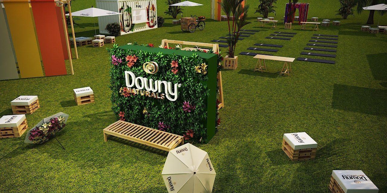 Downy Naturals promove yoga, dança e outras atividades de graça no Parque Villa-Lobos
