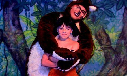Mogli, o menino lobo em cartaz no Brasília Shopping