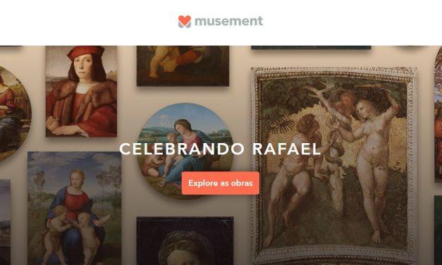Museu virtual reúne todas as obras de Rafaello em comemoração aos 500 anos da morte do pintor
