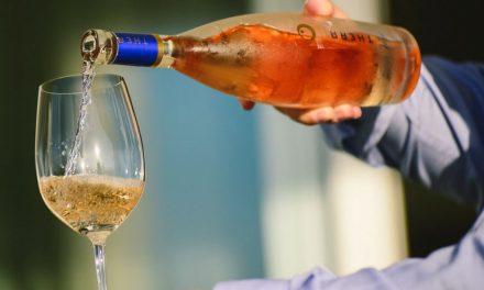 Degustação da vinícola Thera