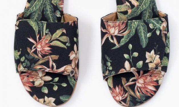 As chitufas da Insecta Shoes são uma ótima opção de presente para o Dia das Mães