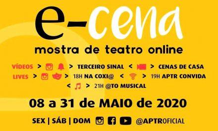 E-Cena Mostra de Teatro Online