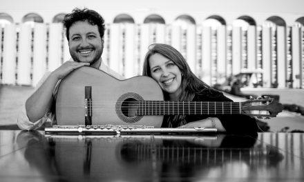 Duo Flauta e Violão no Sextas Musicais on Live Streaming