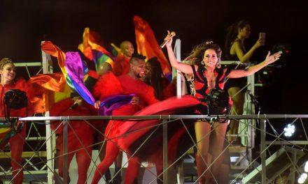 Pipoca da Rainha encerra o carnaval da capital