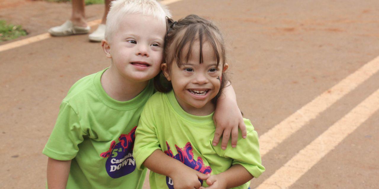 CaminhaDown 2020 -Uma caminhada em busca de inclusão efetiva