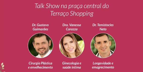 Terraço Shopping homenageia as mulheres nesta quarta-feira (11)