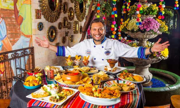 Almoço de Páscoa com delícias do El Paso