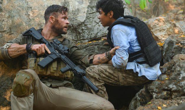 Chris Hemsworth estreia papel como mercenário no Netflix a partir do dia 24 de abril