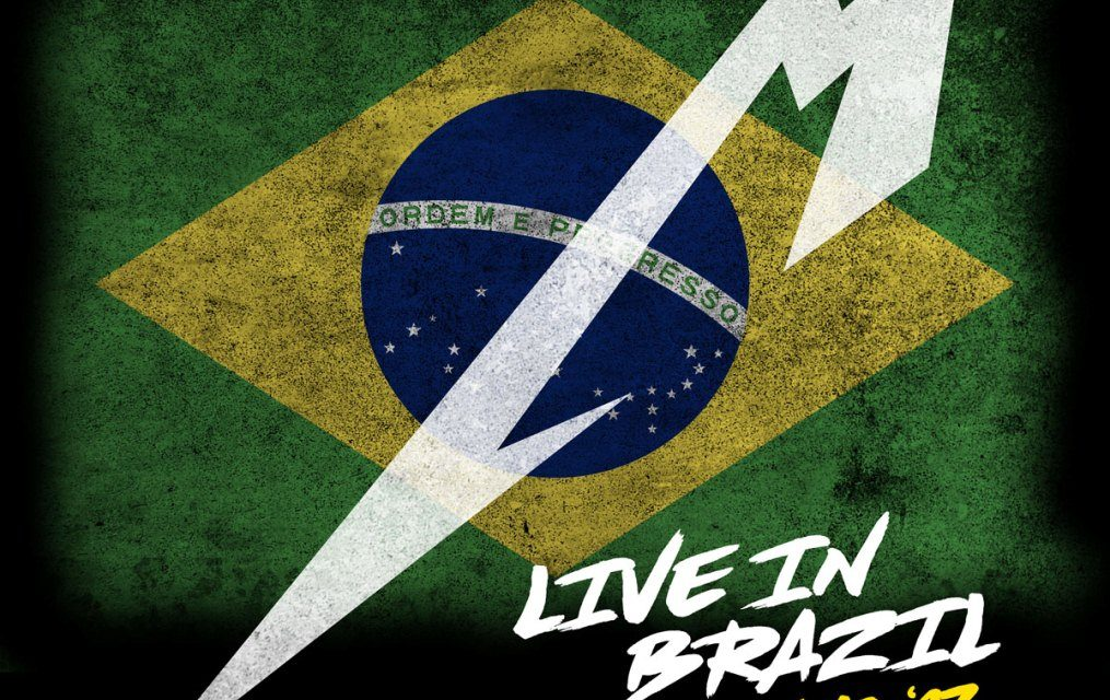 Metallica lança álbum 'Live in Brazil' para fãs brasileiros após adiamento na turnê no país