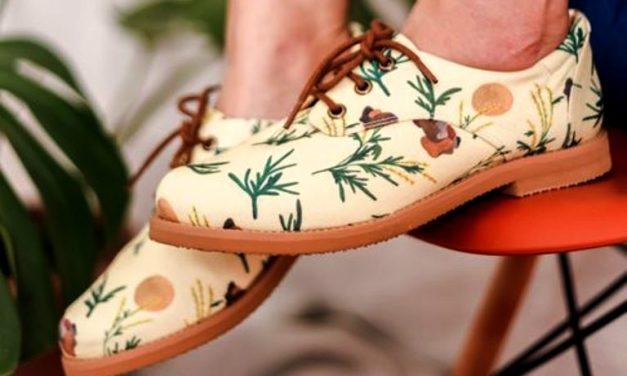 Insecta Shoes lança coleção de estampas dos signos
