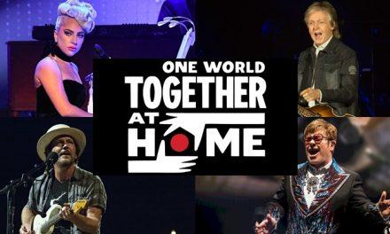 One World Together at Home traz músicos e artistas para um concerto contra a pandemia do Coronavírus