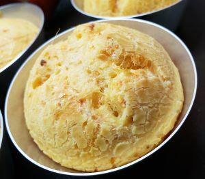 Receita de Pão de Queijo do chef Henrique Escábia