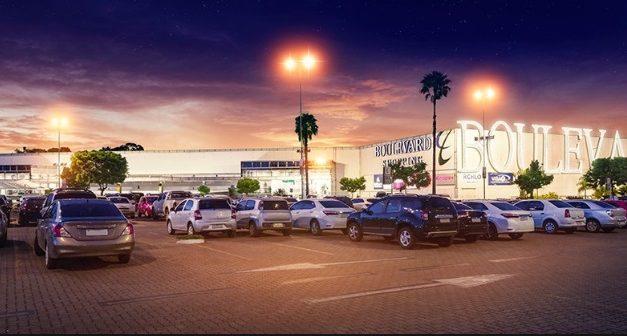 Boulevard Shopping Brasília tem drive thru para retirada de compras