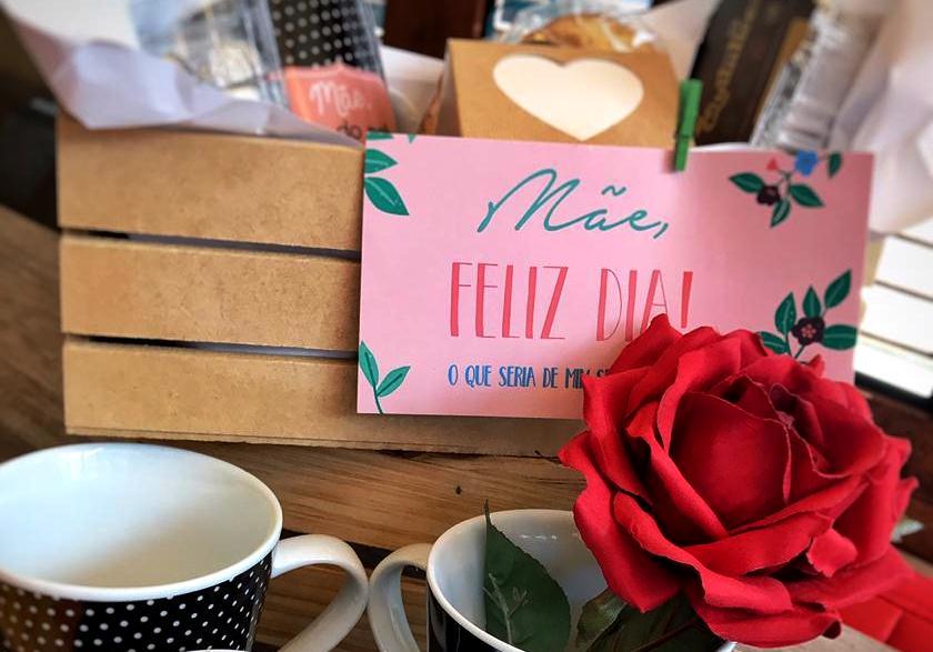 Quitutices celebra Dia das Mães com caixas de presente personalizadas