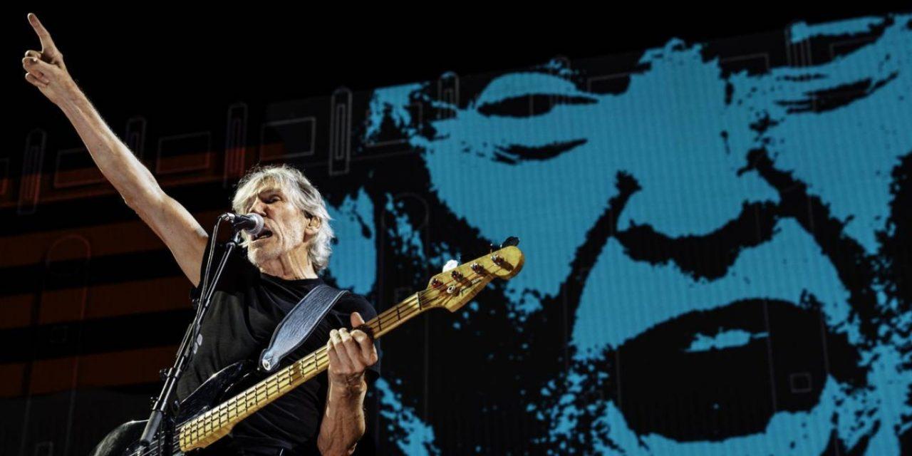 Roger Waters: US + Them  estará disponível para locação a partir de 16 de junho