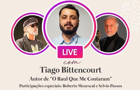 Editora Martin Claret promove live sobre Raul Seixas