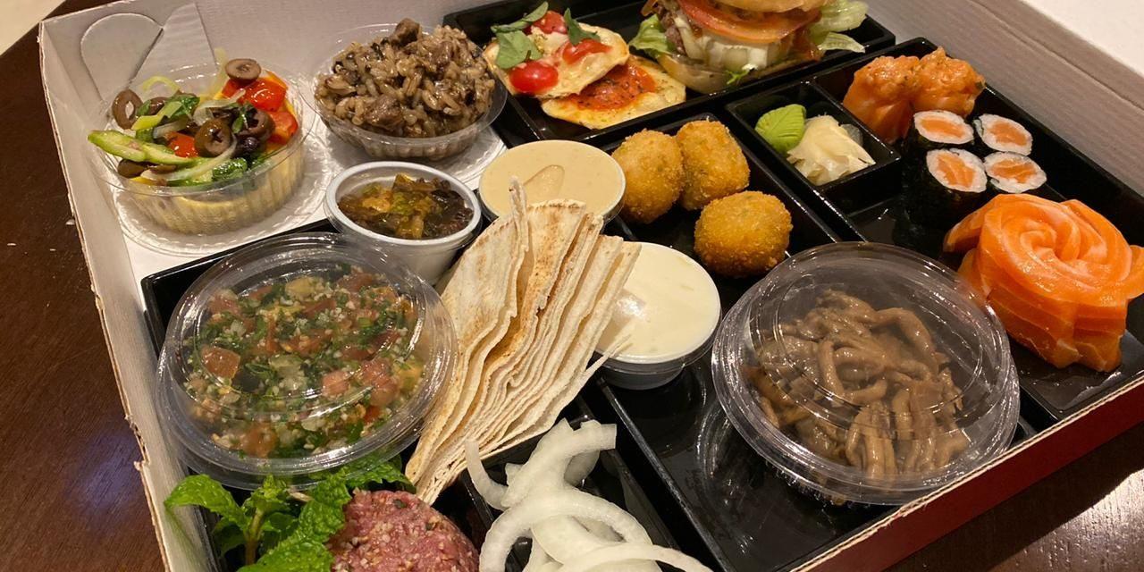Complexo Gastronômico de Águas Claras lança kit gastronômico promocional em comemoração ao aniversário da cidade