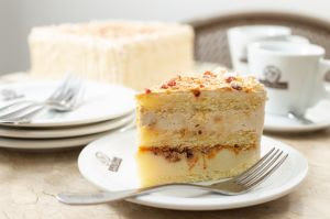 Sodiê Doces une duas delícias: bolo e pudim