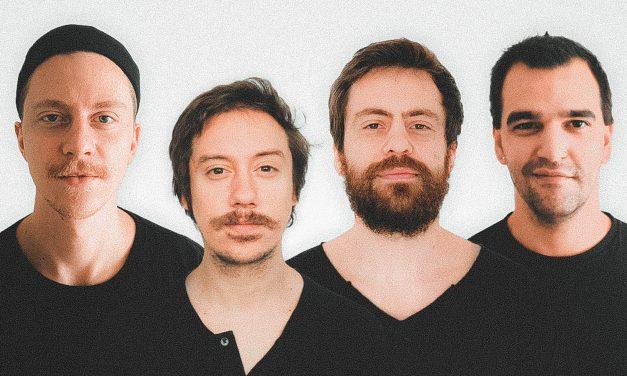Fôlego! Scalene lança EP com cinco faixas produzidas durante a quarentena