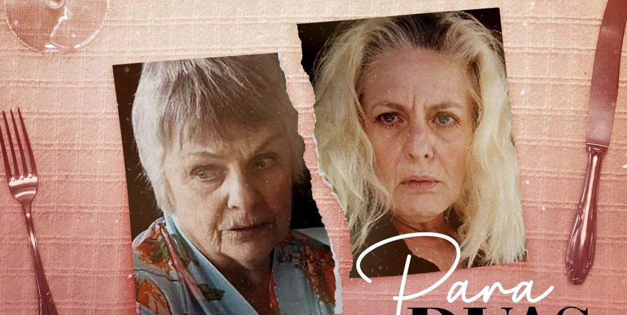 Teatro, online e de graça! Karin Rodrigues e Chris Couto protagonizam inusitado reencontro entre mãe e filha