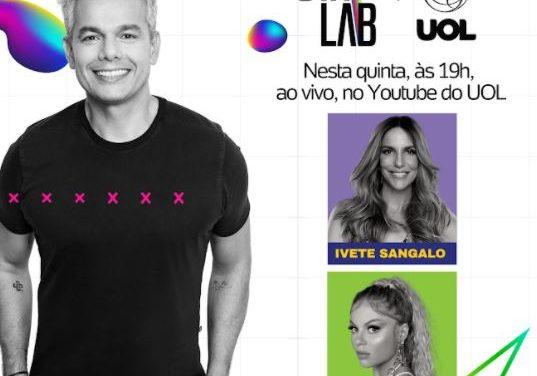 Ivete Sangalo e Luisa Sonza participam do próximo OtaLab