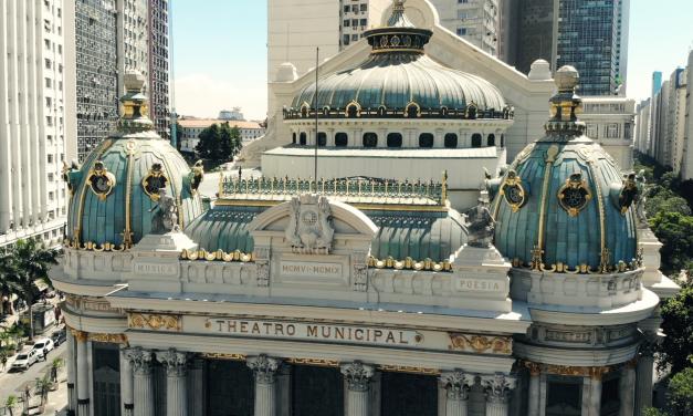 Canal Arte 1 resgata a história dos teatros de norte a sul do país