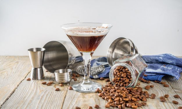 Café e coqueletaria um combinação saborosa que se destaca