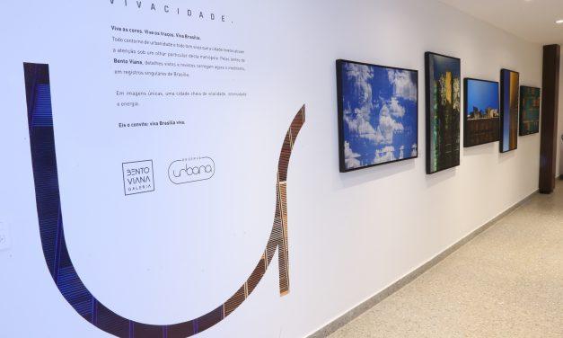 Brasília como inspiração em exposições no estande da Brasal