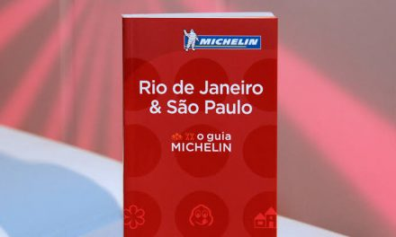 Lillet participa do lançamento do Guia Michelin RJ & SP 2020