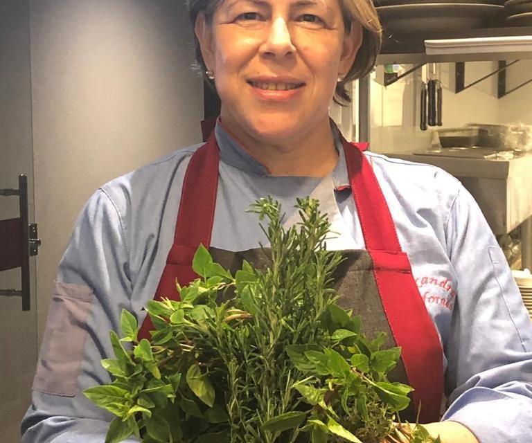 Alexandra Alcoforado é a chef convidada da Casa Mangiare