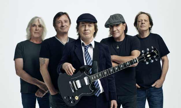 "AC/DC retorna com ""Shot in the Dark"", single do aguardado álbum inédito ""Power Up"", com lançamento em 13 de novembro"