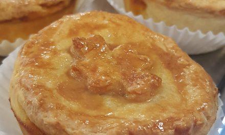 Toque de Mar marca especializada em salgados, quiches e tortas em Águas Claras