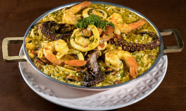 Istambul Cozinha e Bar apresenta culinária mediterrânea