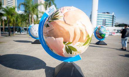 Exposição 17 ODS para um Mundo Melhor