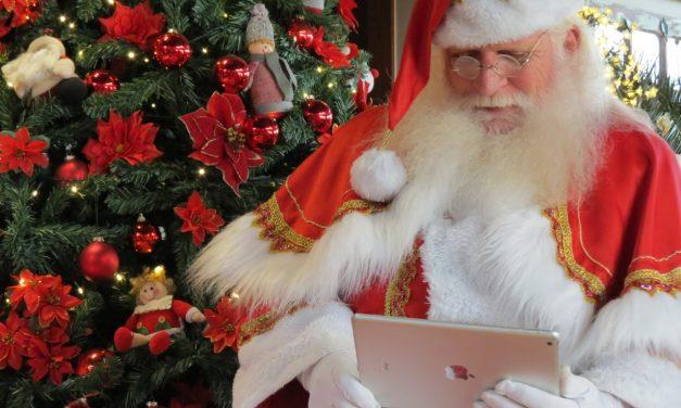 Natal no JK Shopping chega no dia 15 de novembro