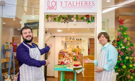 3 Talheres abre loja no shopping Liberty Mall