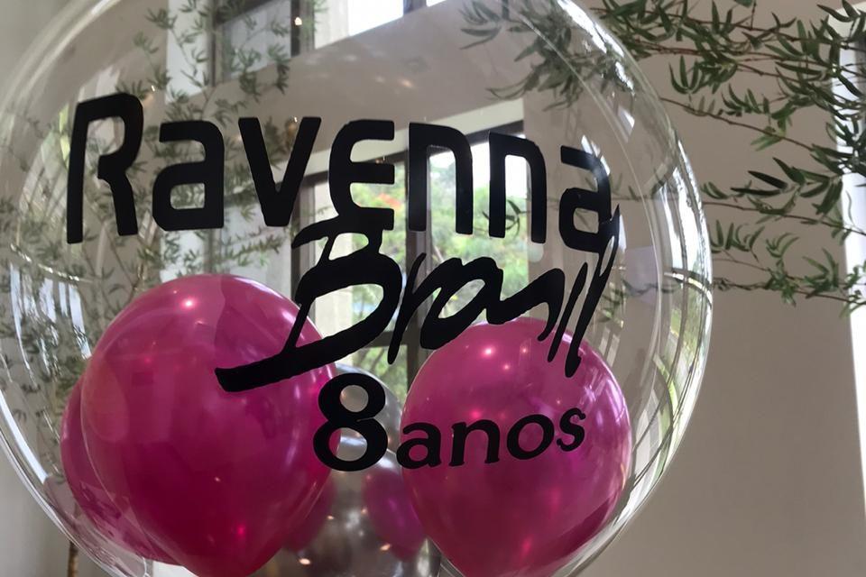 Ravenna Brasília comemora oito anos com 31 toneladas de peso perdidas