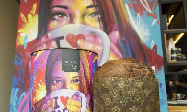 Presente de Natal tem sabor com arte na rede Sterna Café