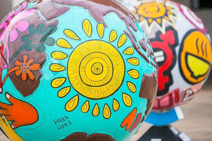 """ParkShopping recebe a Exposição """"17 ODS para um Mundo Melhor"""""""