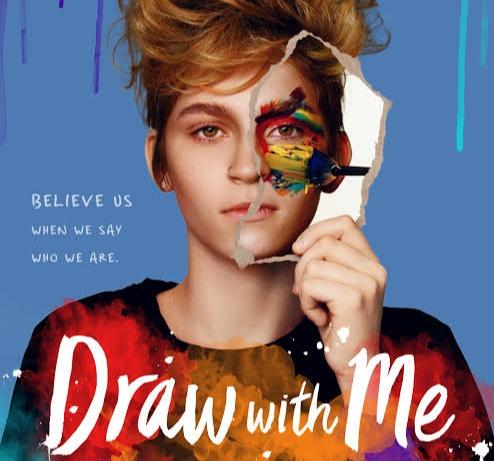 Assista Draw with Me curta documentário sobre Brendon Scholl jovem Trans