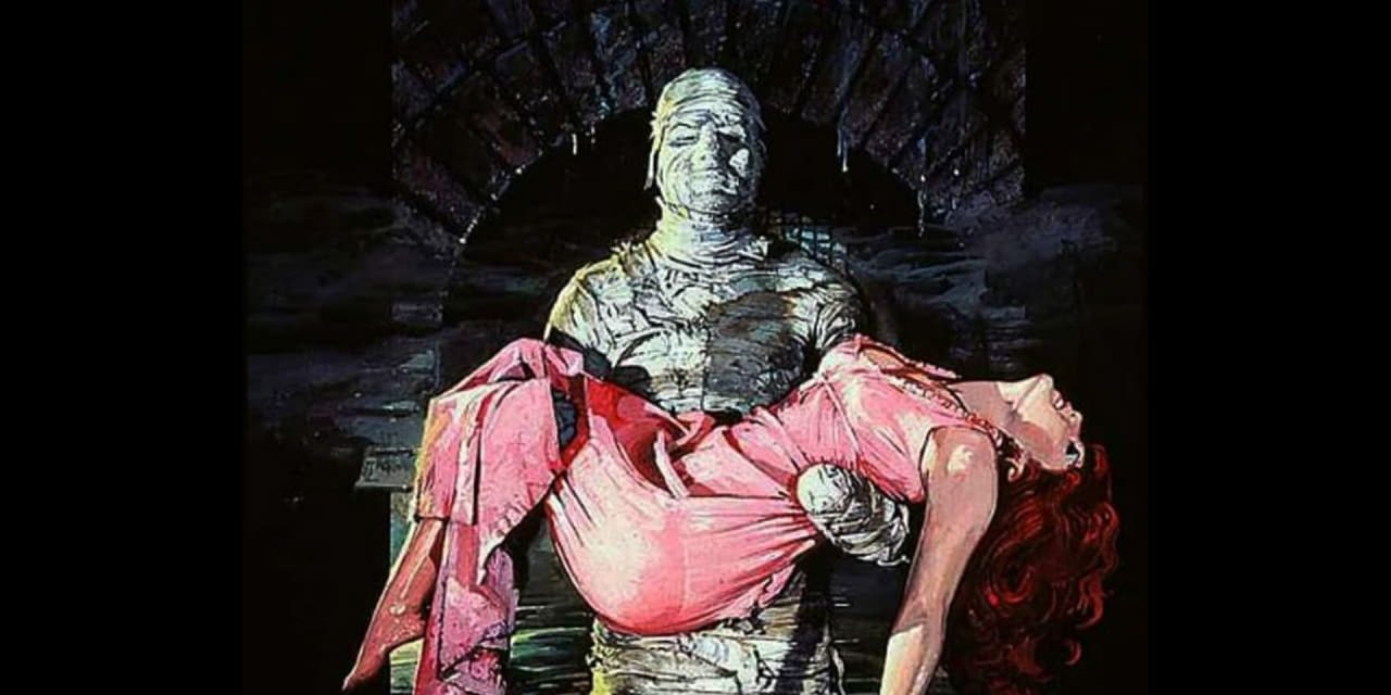 "Mostra ""Estúdio Hammer – A Fantástica Fábrica de Horror"""