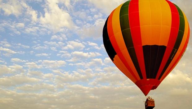 Voos de balão Pirenópolis