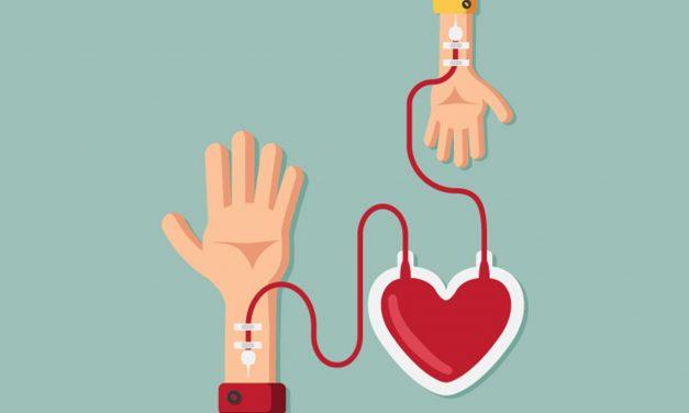 5ª edição do projeto Doe Sangue, doe vida!