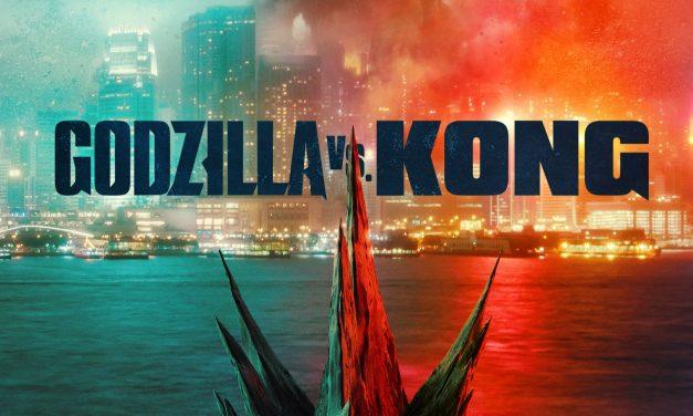 GODZILLA VS. KONG GANHA PRIMEIRO TRAILER E ARTE