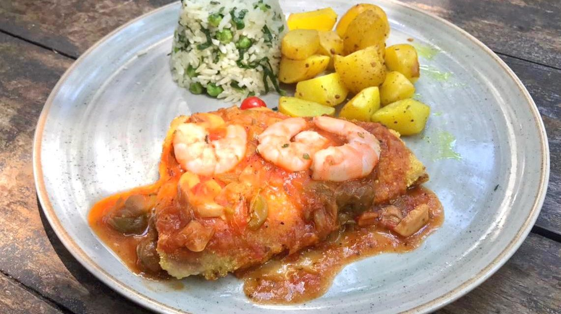 Seleção de pescados é destaque no almoço executivo do Cantucci Osteria