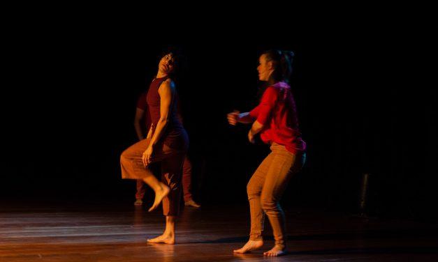 Dança Marcial – Encontros entre improvisação e marcialidade
