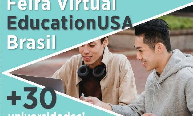 Feira virtual gratuita conecta brasileiros a universidades nos EUA