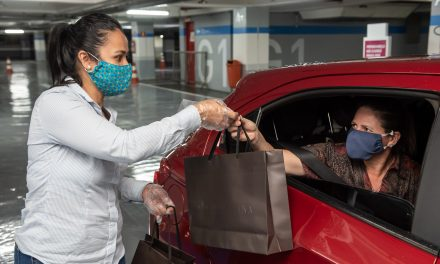 Brasília Shopping realiza vendas por drive-thru, takeout e delivery
