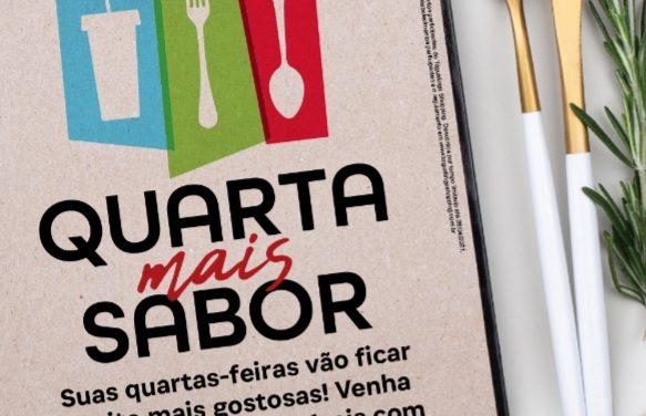 Quarta Mais Sabor chega ao Taguatinga Shopping com ofertas gastronômicas exclusivas