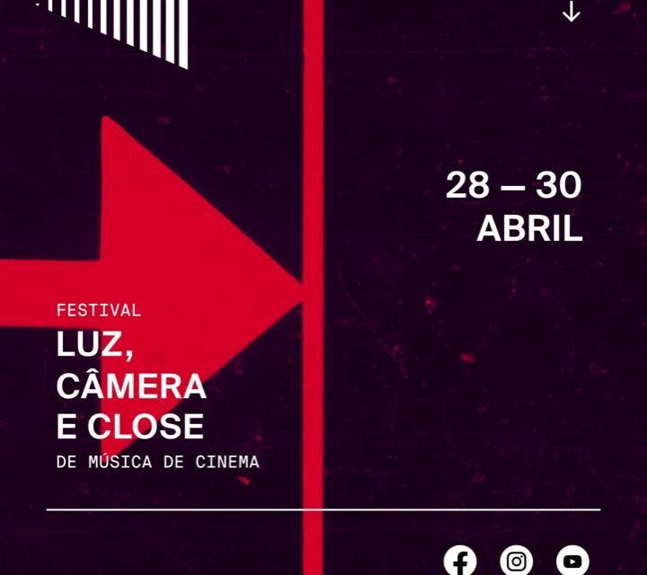Festival Luz, Câmera e Close de Música de Cinema (FLCCMC)